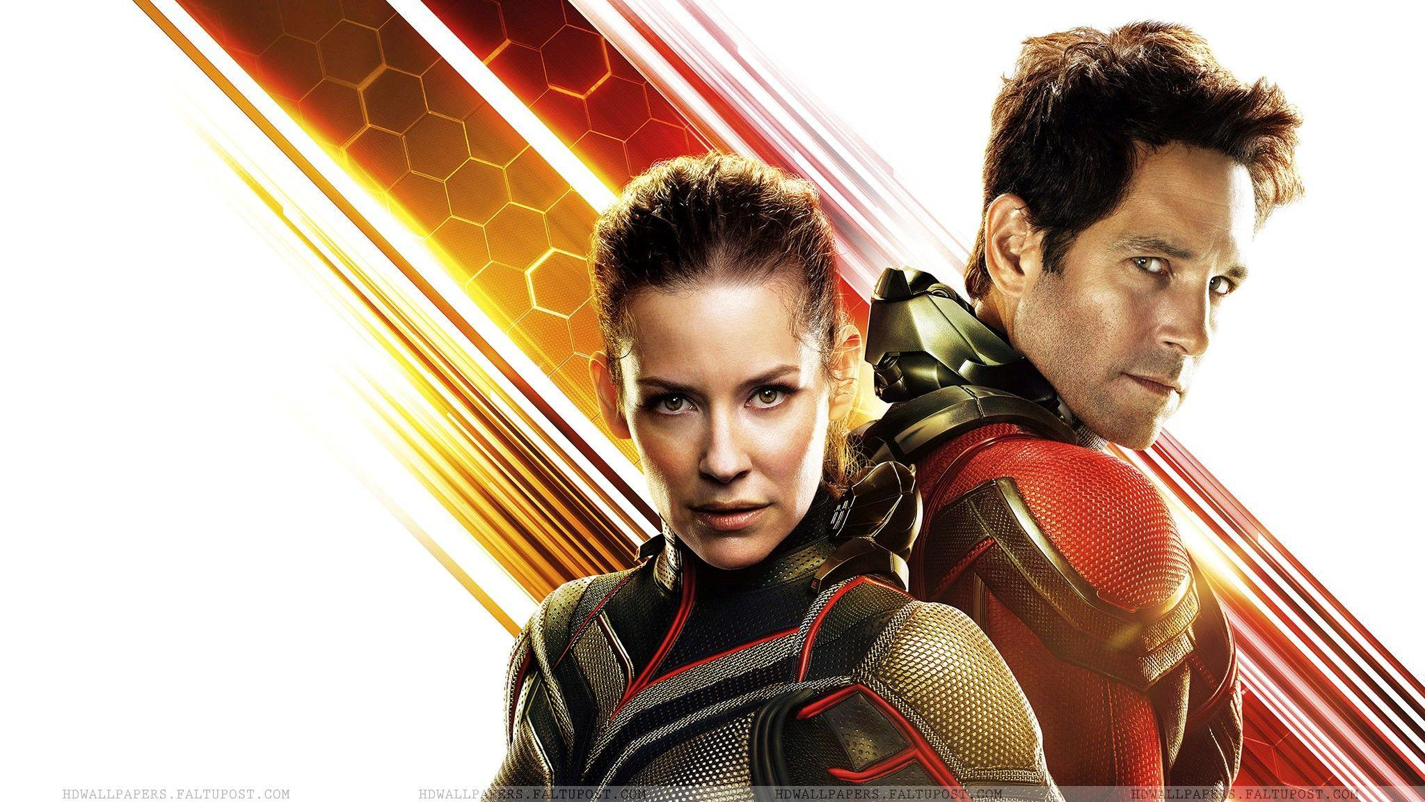 Ant Man And Wasp Latest Wallpapers