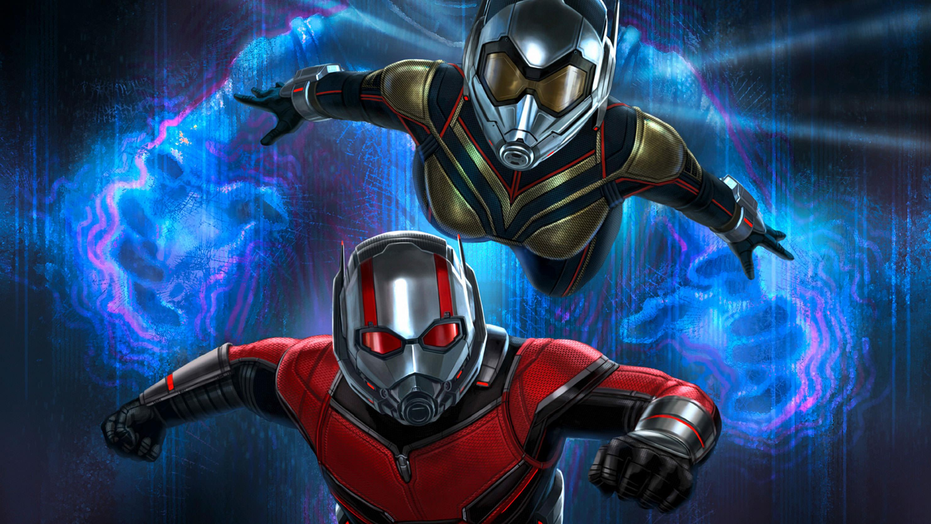 Empire Magazine Ant Man And The Wasp HD Wallpapers
