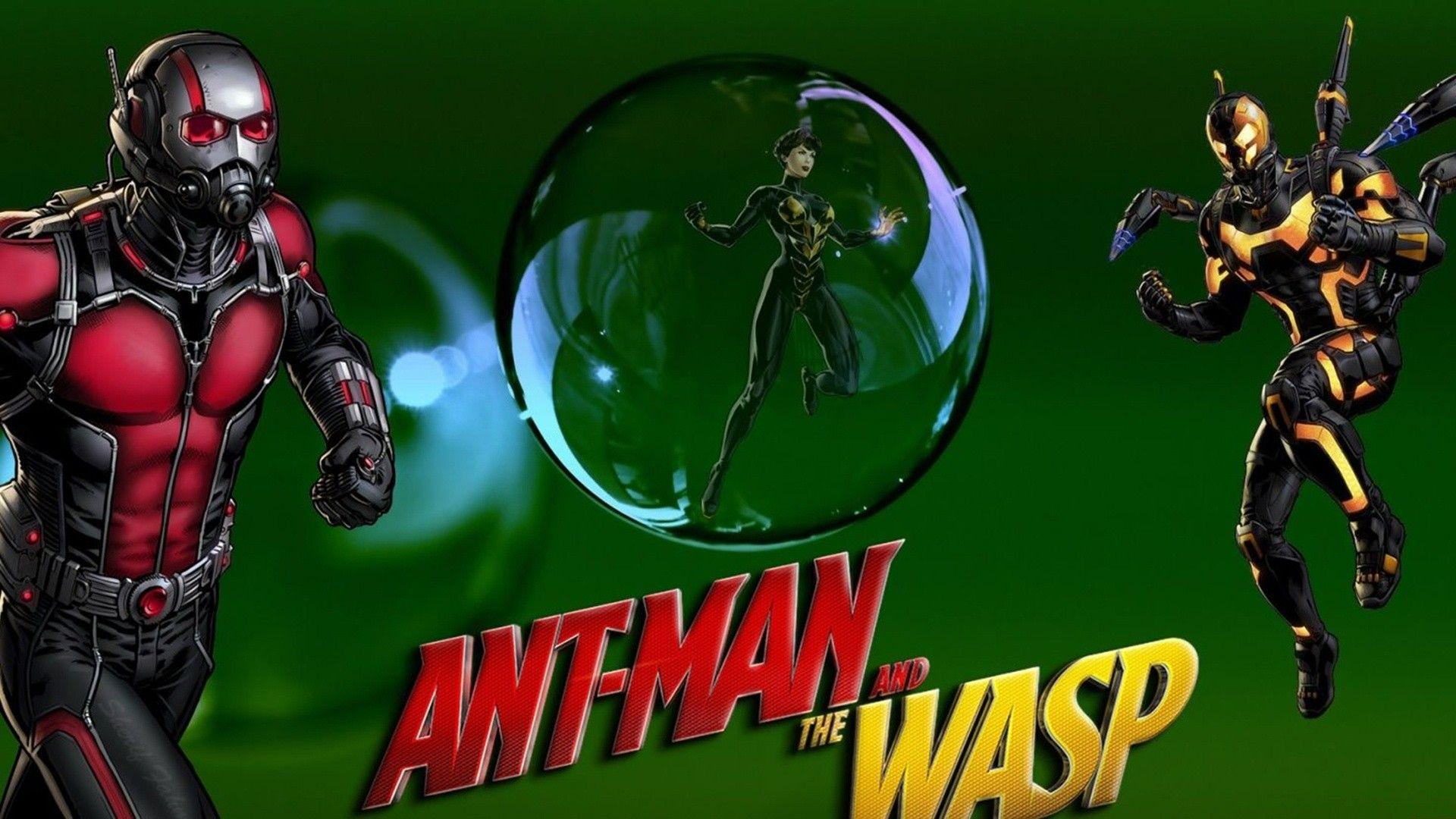 Ant Man And The Wasp HD Wallpapers 29437