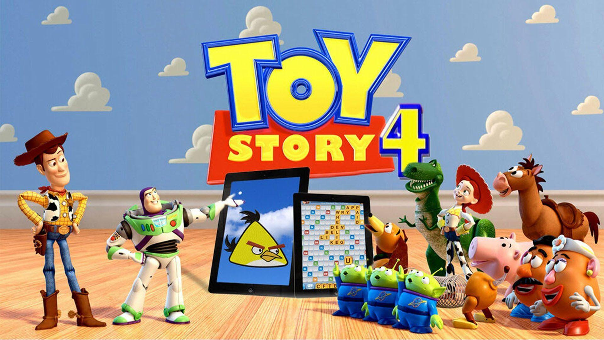 Toy Story 4 HD wallpapers free download