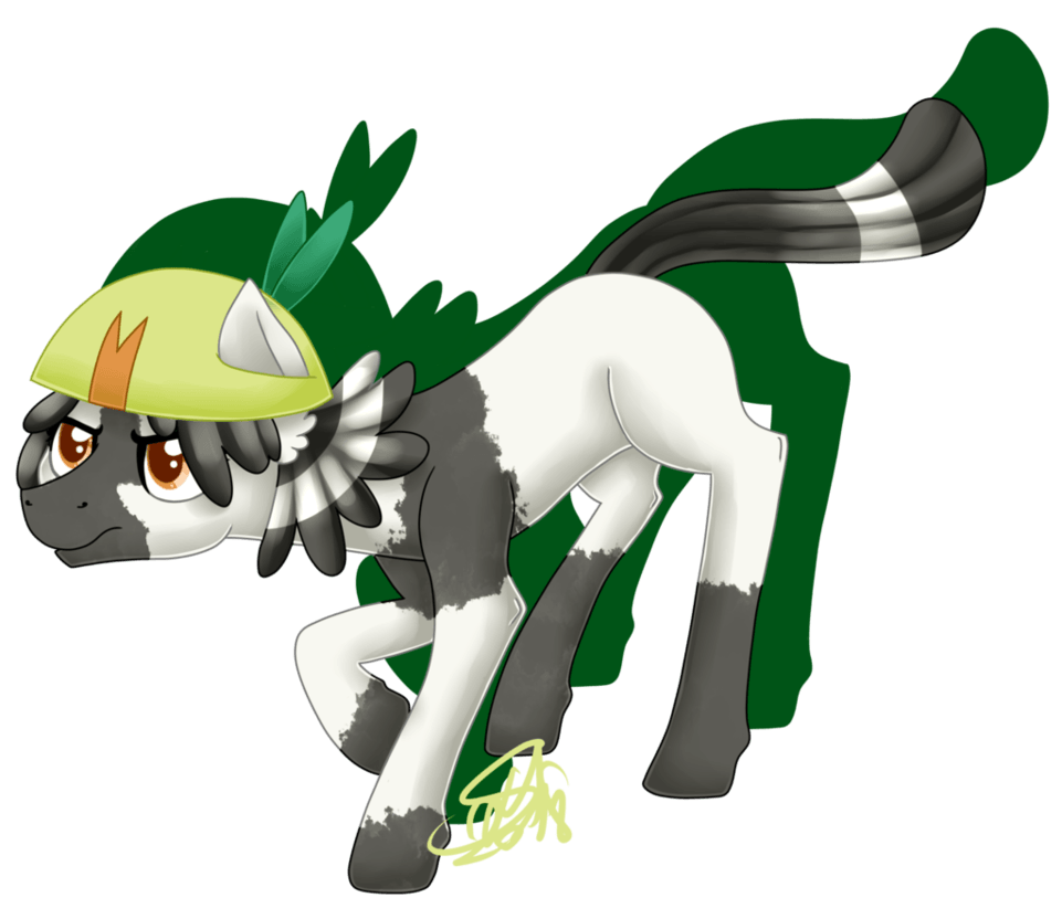 766 Passimian ADOPTABLE by SpokenMind93