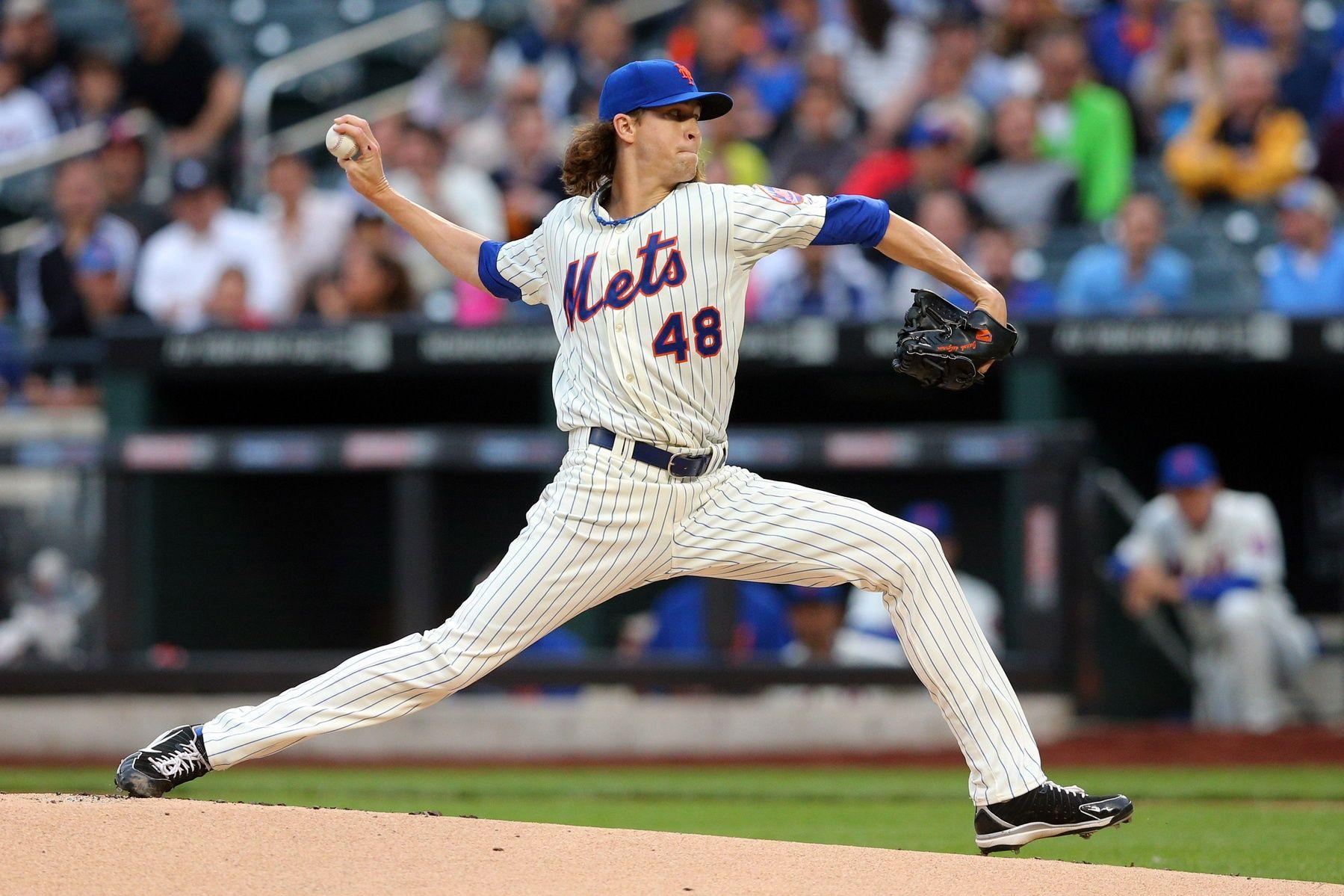 Jacob deGrom's Brilliant Season – GammonsDaily