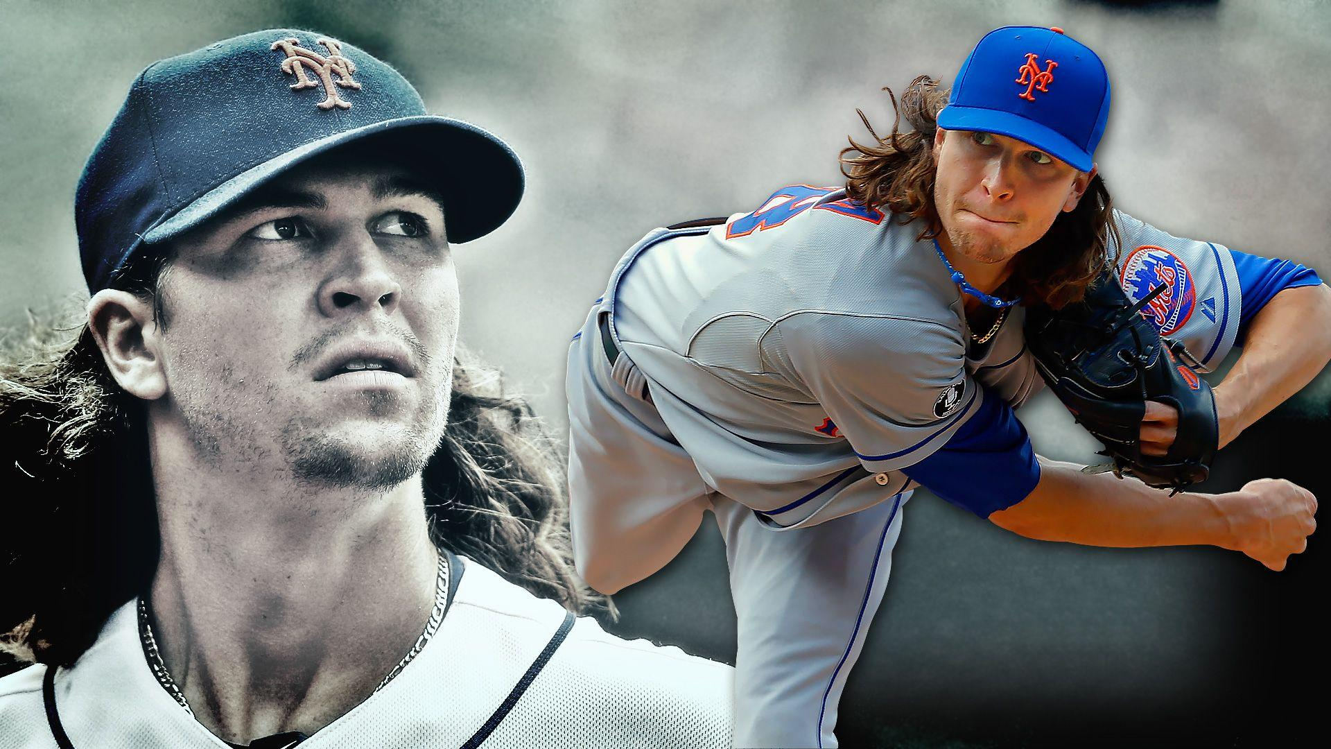 Sporting News MLB awards 2014: Mets' Jacob deGrom voted top NL