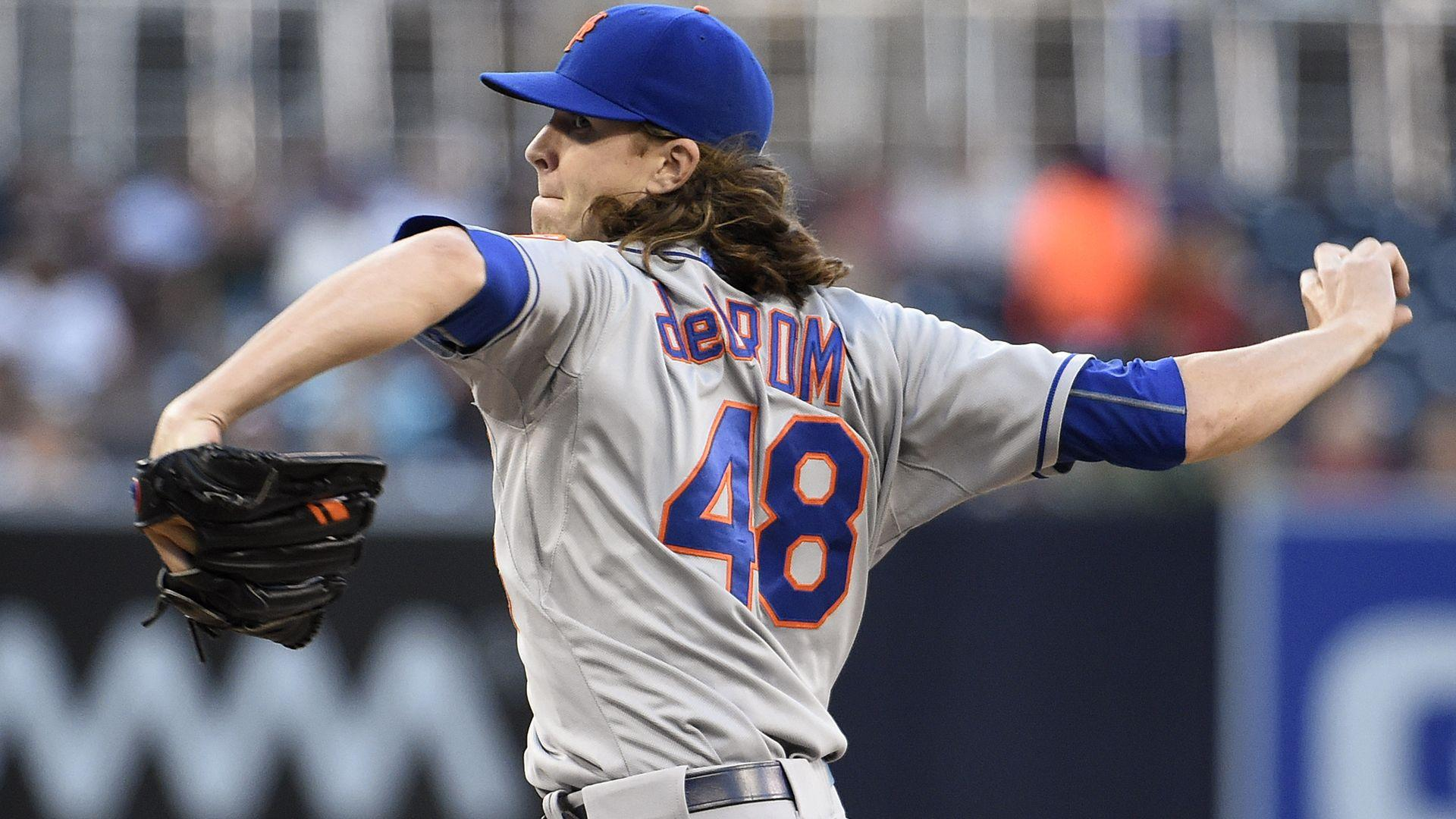 Jacob deGrom injury update: Mets ace cleared to make next start