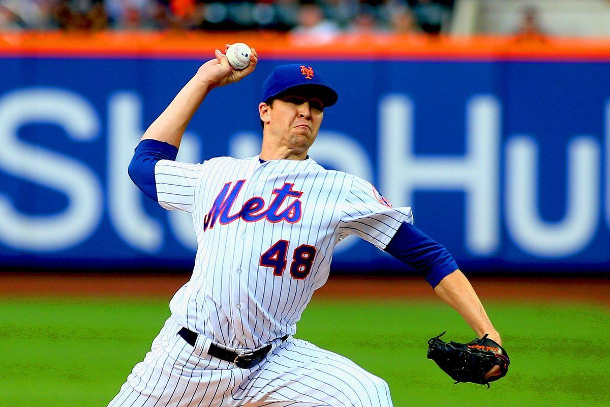 Could the Yankees acquire Jacob deGrom from the Mets?