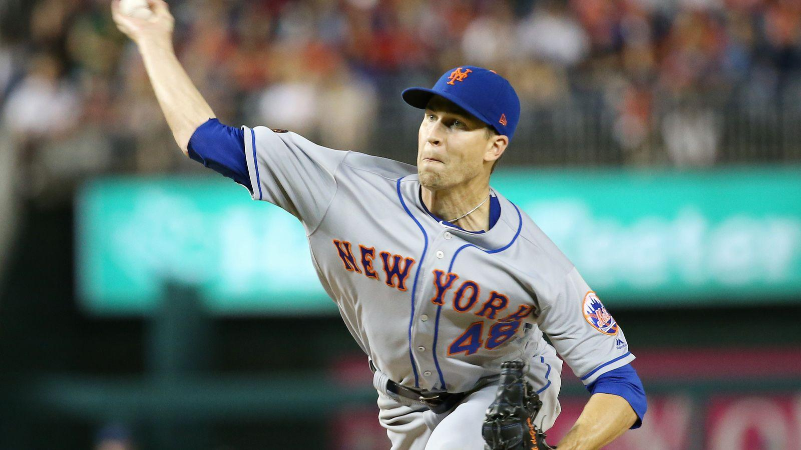 Jacob deGrom sets another record amid historic season