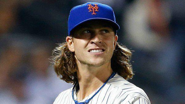 What He Looks Like on Twitter: Jacob Degrom looks like the guy