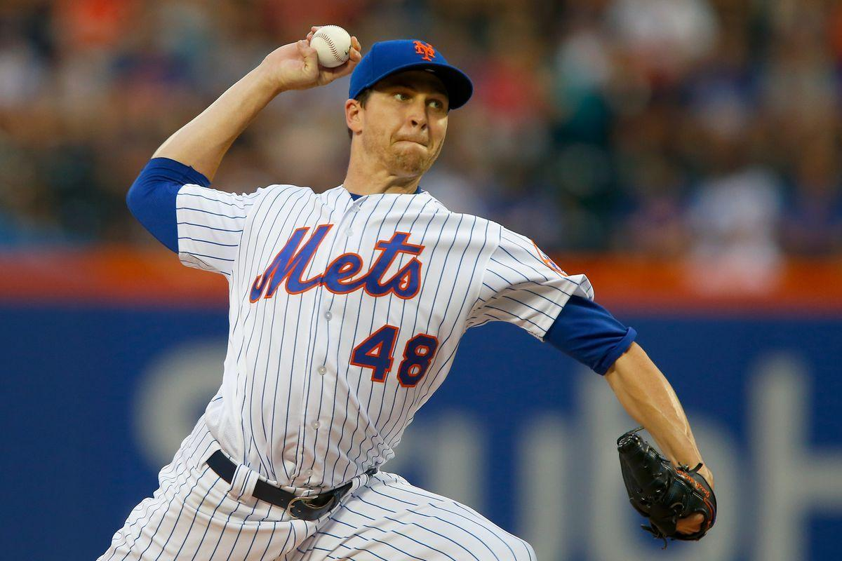 Milwaukee Brewers listed as possible match for a Jacob deGrom trade