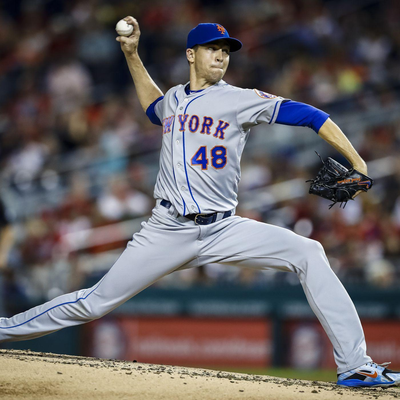 Jacob deGrom tosses gem in New York Mets' 4