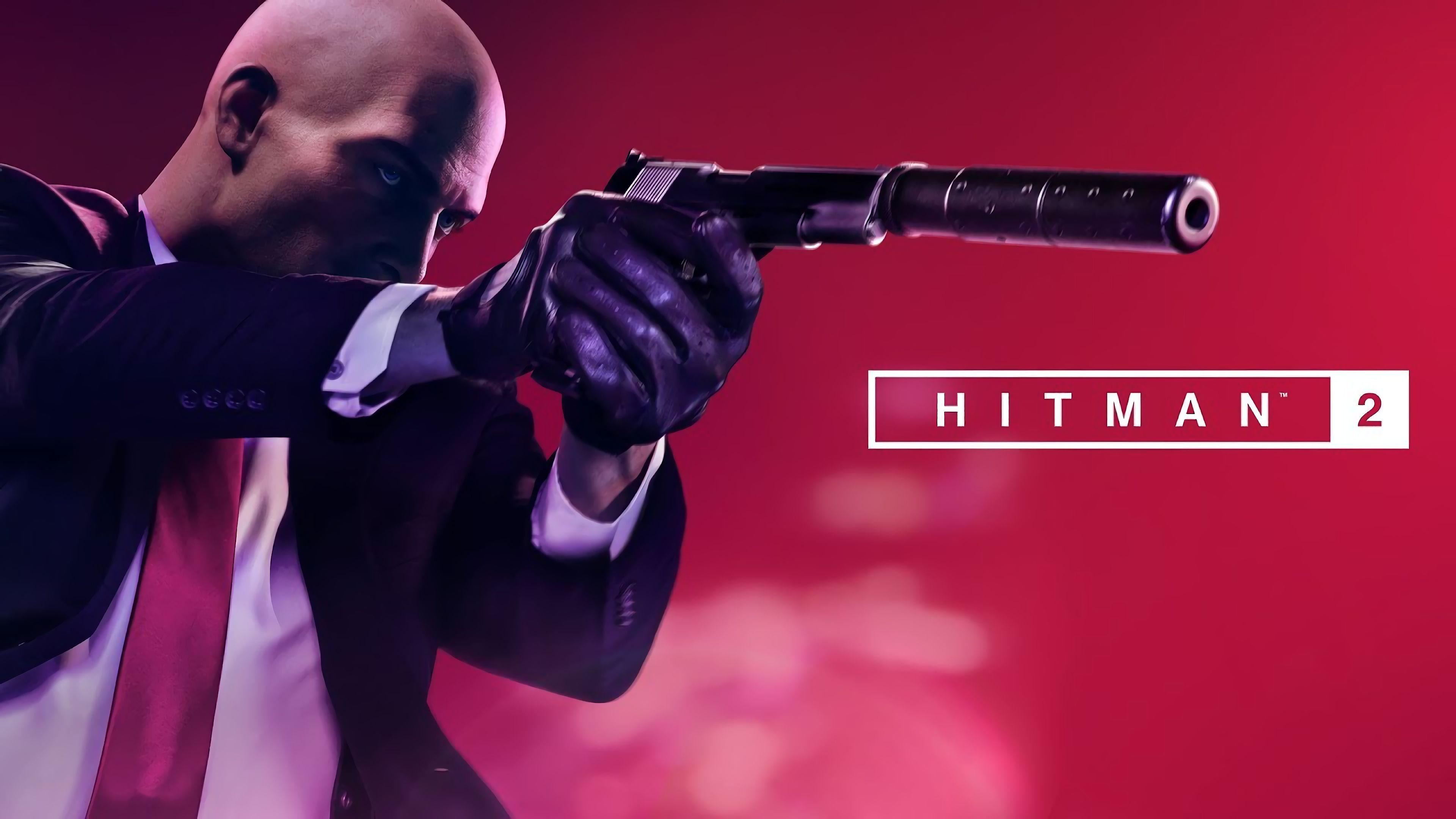 Hitman 2 Wallpapers Wallpaper Cave