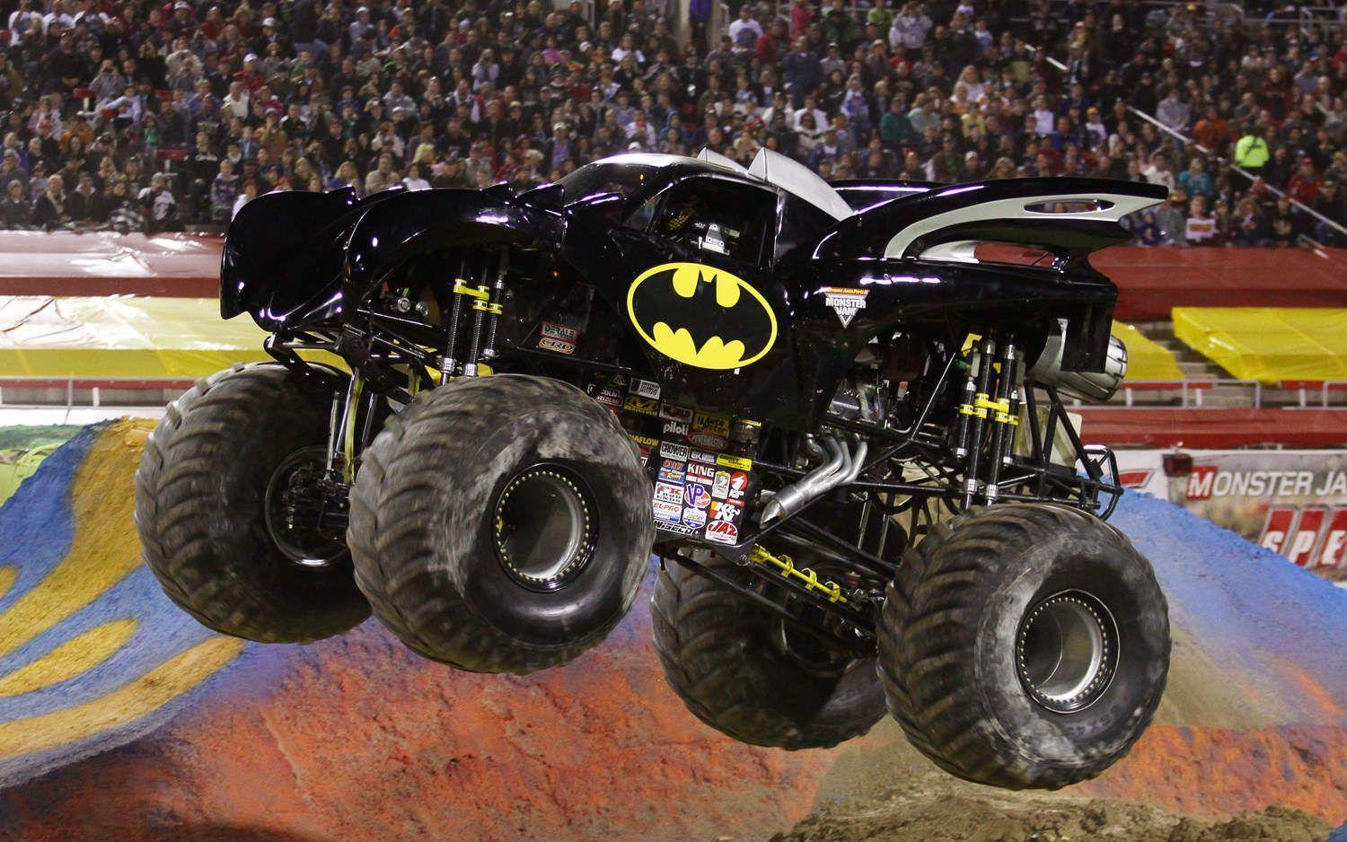 batman monster truck wallpaper - http://hdwallpaper.info/batman ...