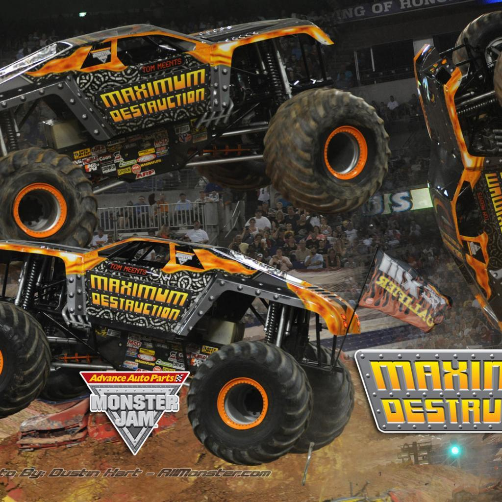 Monster Truck Wallpapers 8 - 1920 X 1080 | stmed.net