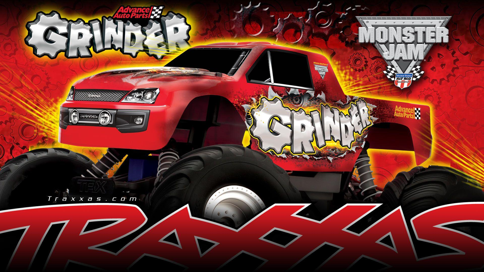 Monster-truck monster truck trucks 4x4 wheel wheels w wallpaper ...