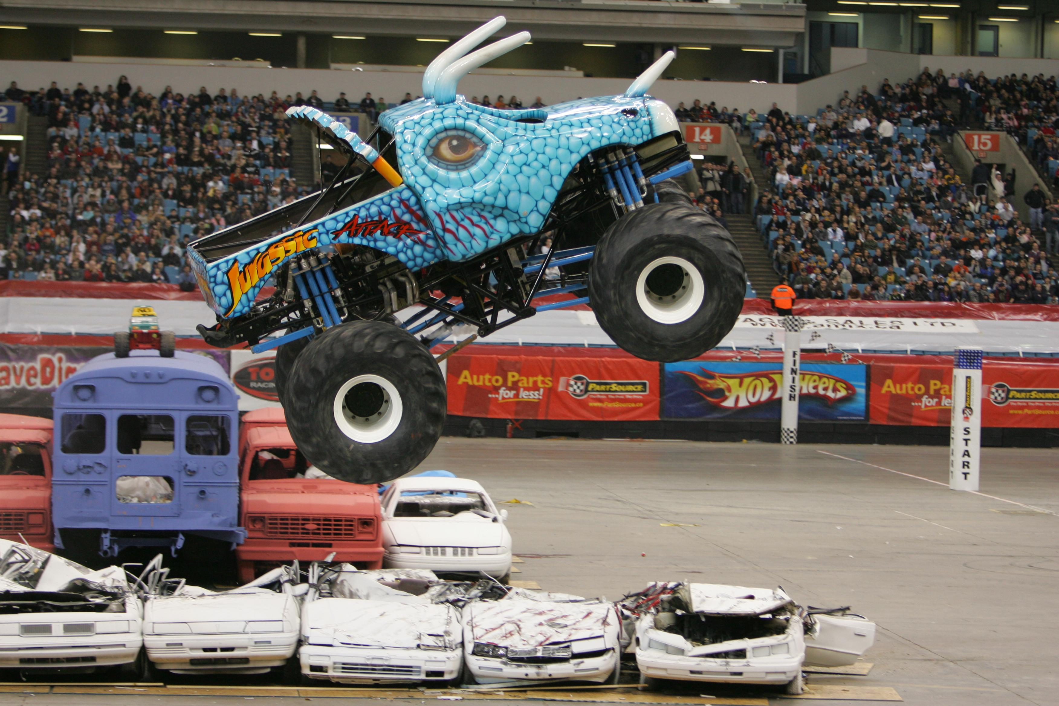 Monster Truck Wallpaper , (35+) Pictures