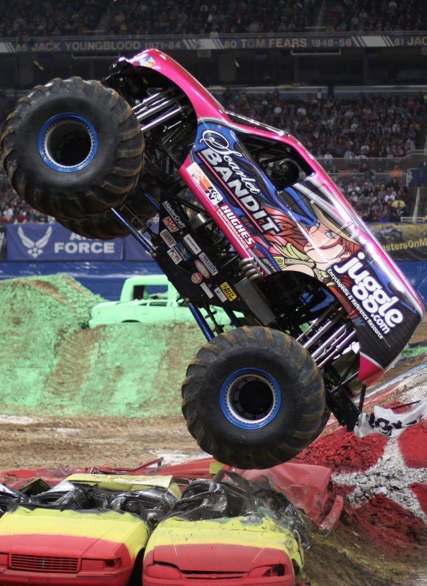 Monster Jam: Monster Truck Win Fuels Internet Start-up Company ...