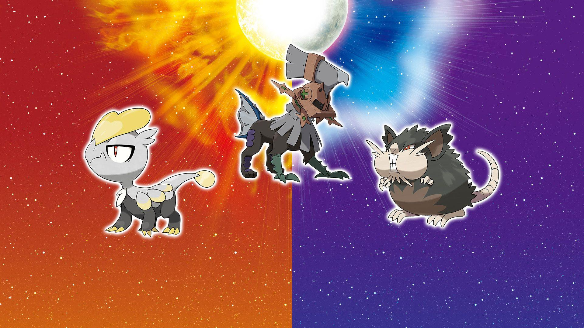 Alolan Raticate, Jangmo-o and Type: Null announced for Pokémon Sun ...
