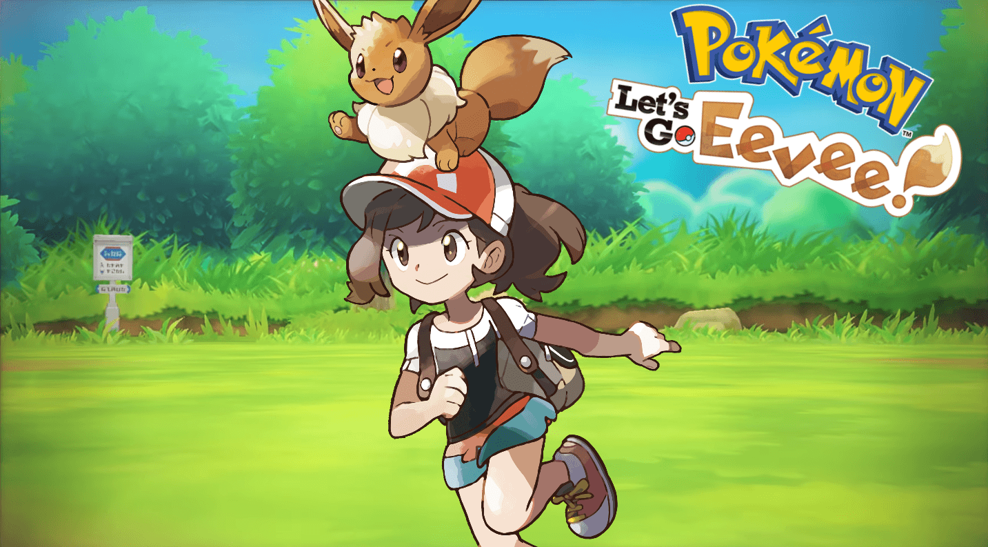 Pokemon Let S Go Pikachu And Let S Go Eevee Wallpapers