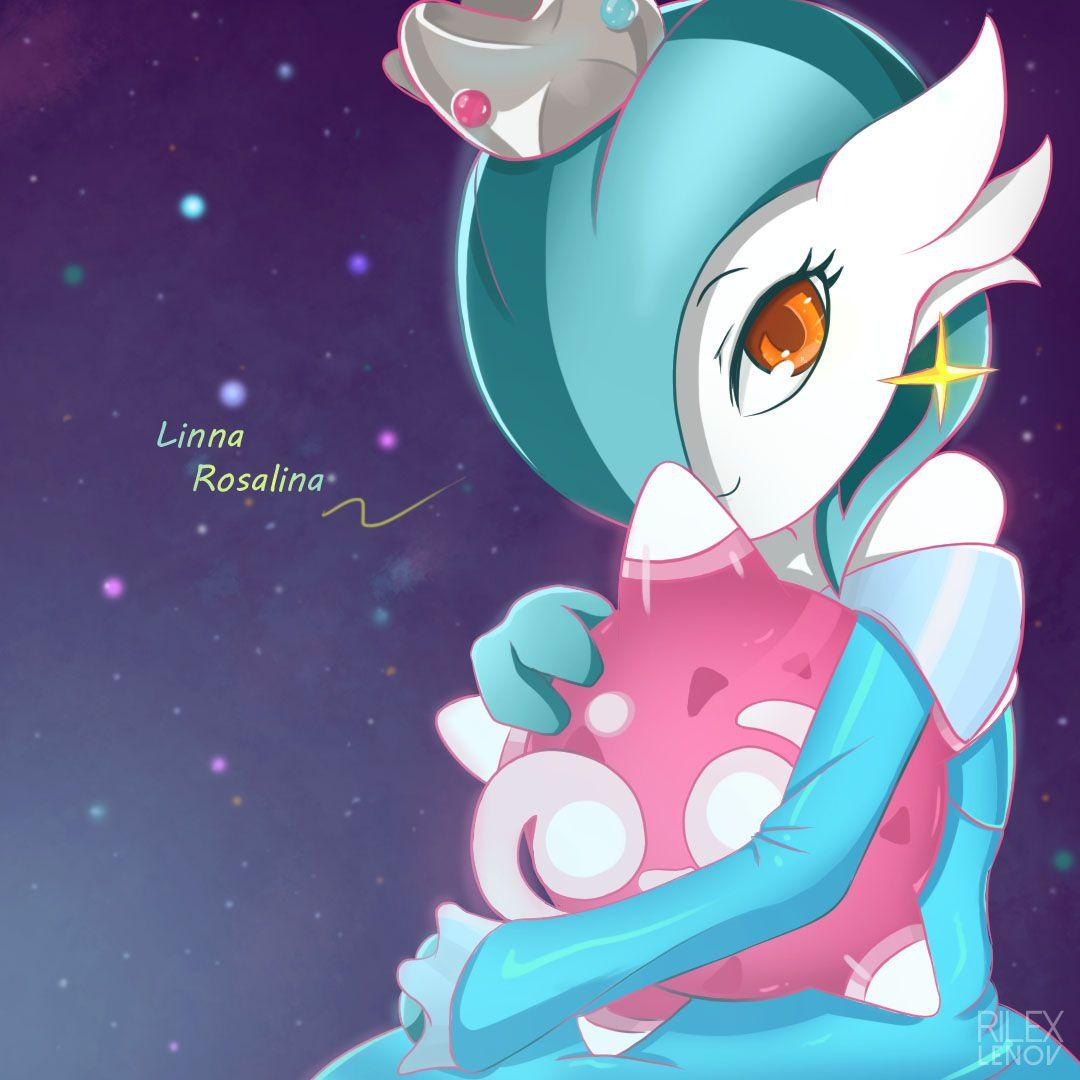Gardevoir and Minior's Core