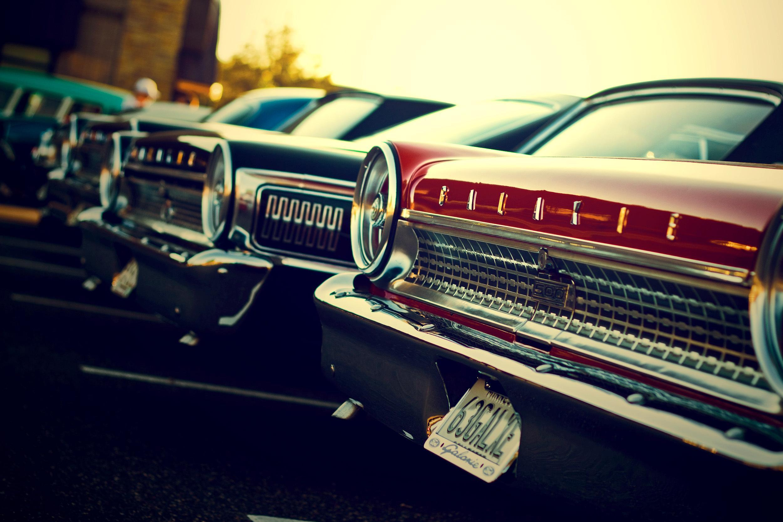 Ford Galaxie 500 Wallpapers 2 - 2500 X 1667 | stmed.net