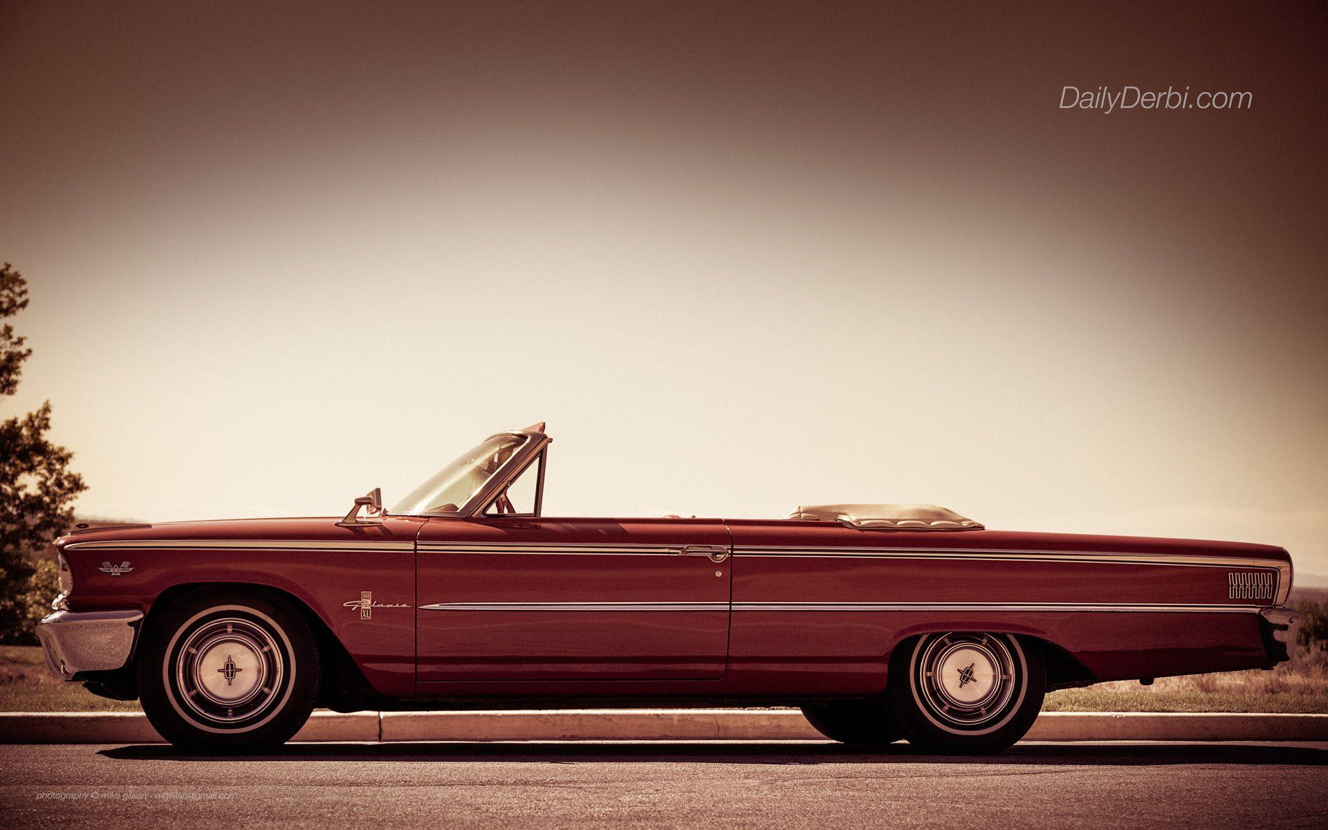 Ford Galaxie 500 Wallpapers 5 - 1920 X 1200 | stmed.net