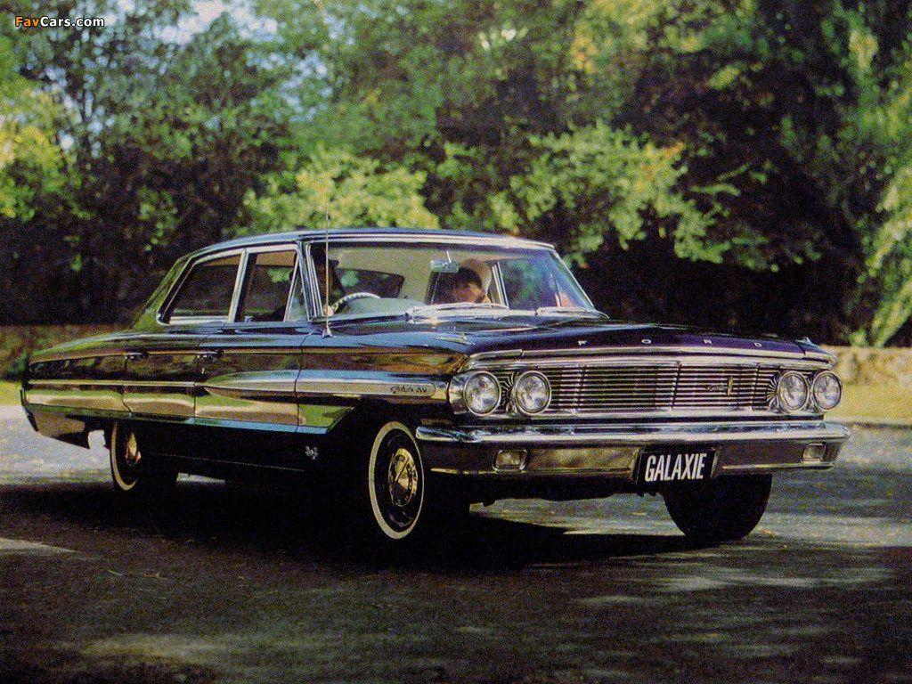 1964 Ford Galaxie Press Photo - Australia | Covers the Ford … | Flickr