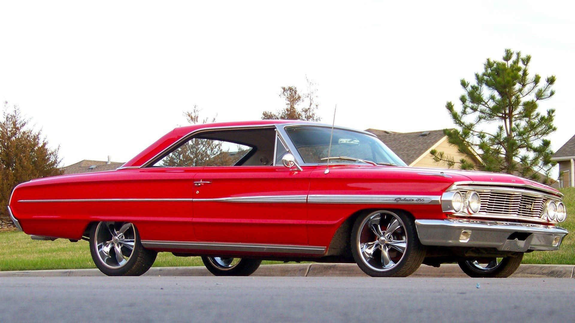 free screensaver wallpapers for ford galaxie 500