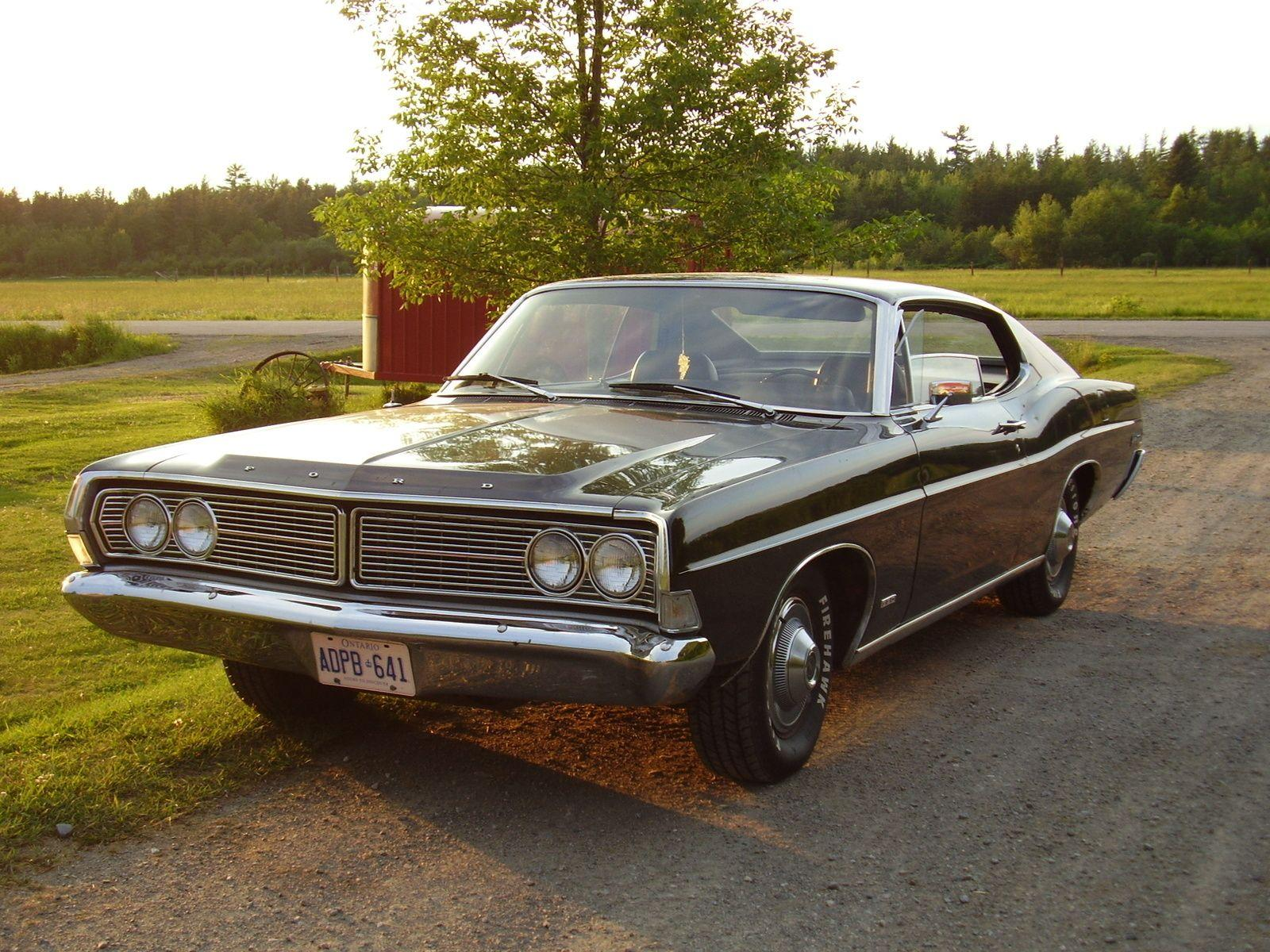 1968 Ford Galaxie - Overview - CarGurus