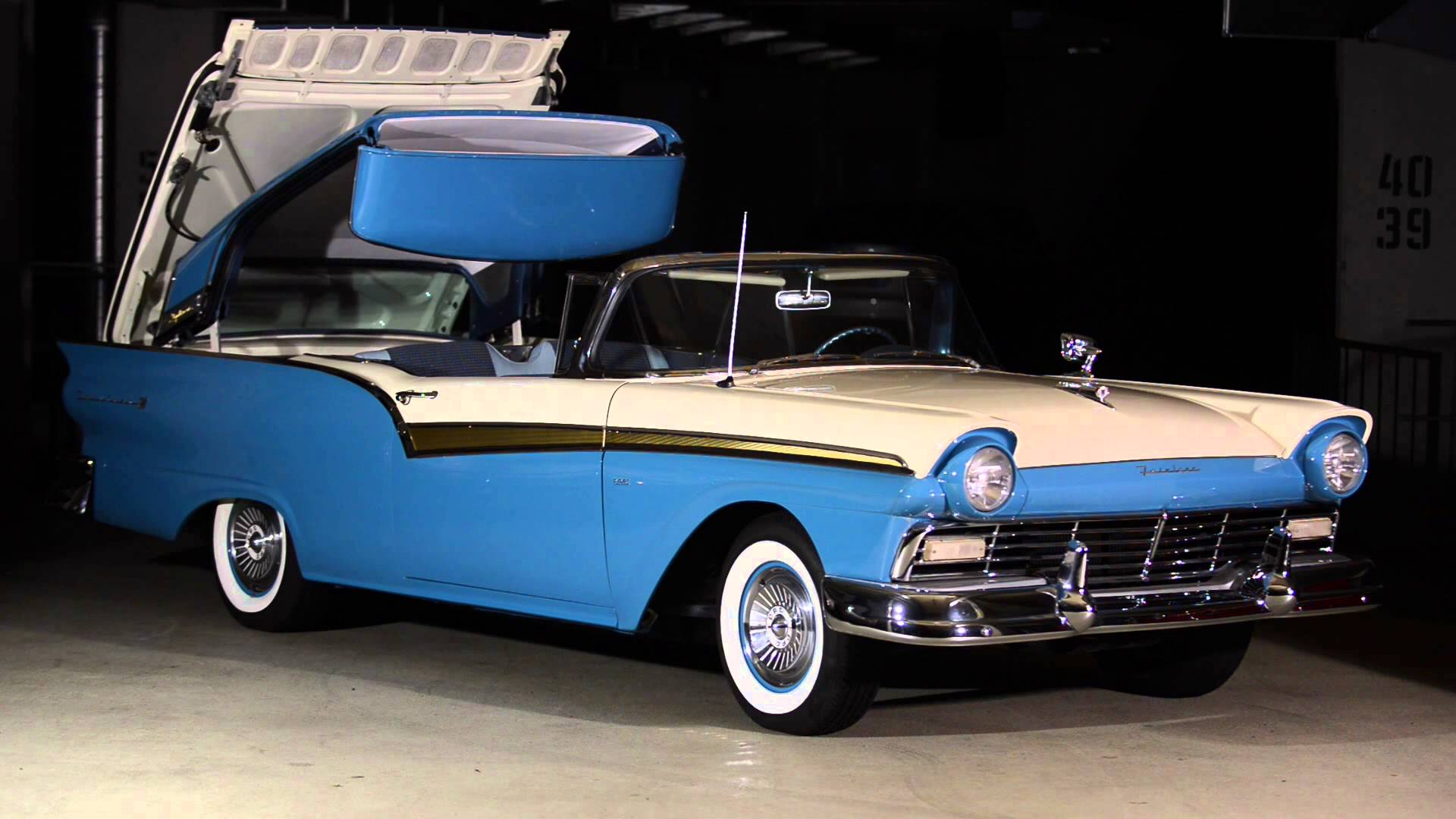 Ford Skyliner Wallpaper HD Photos, Wallpapers and other Images ...