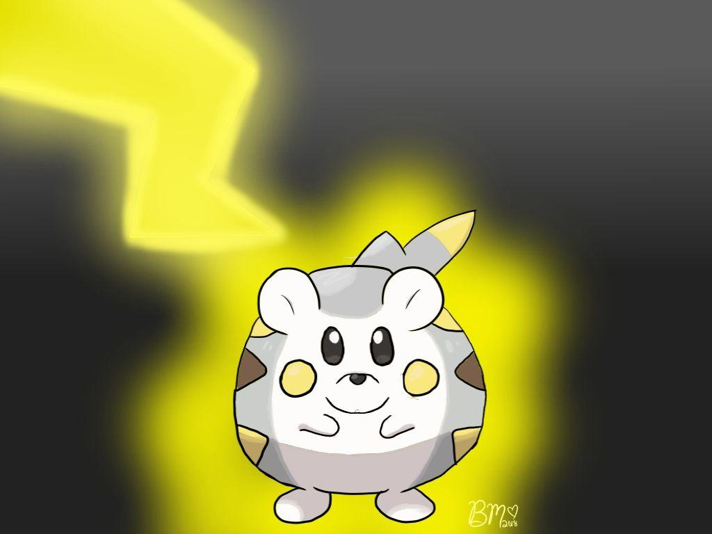 Togedemaru by DisneyMudkip