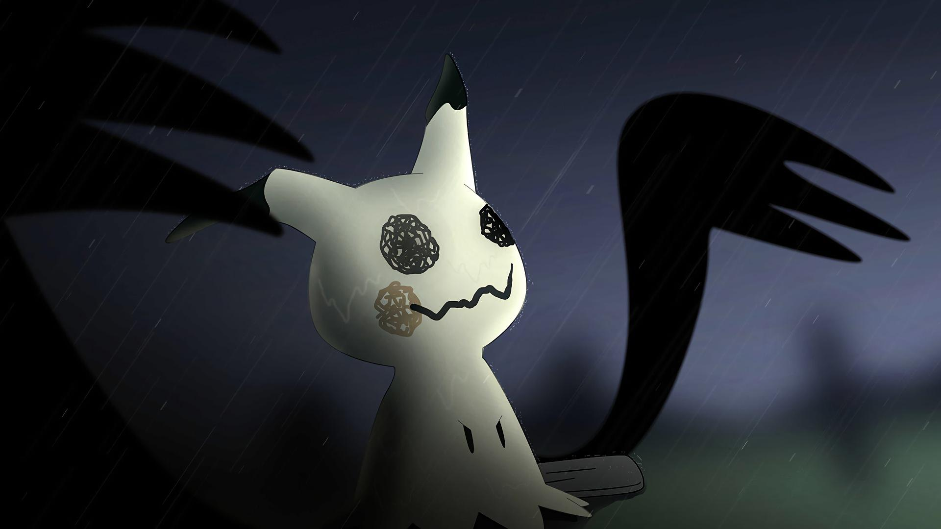Mimikyu Pokemon Sun and Moon Wallpaper #14778