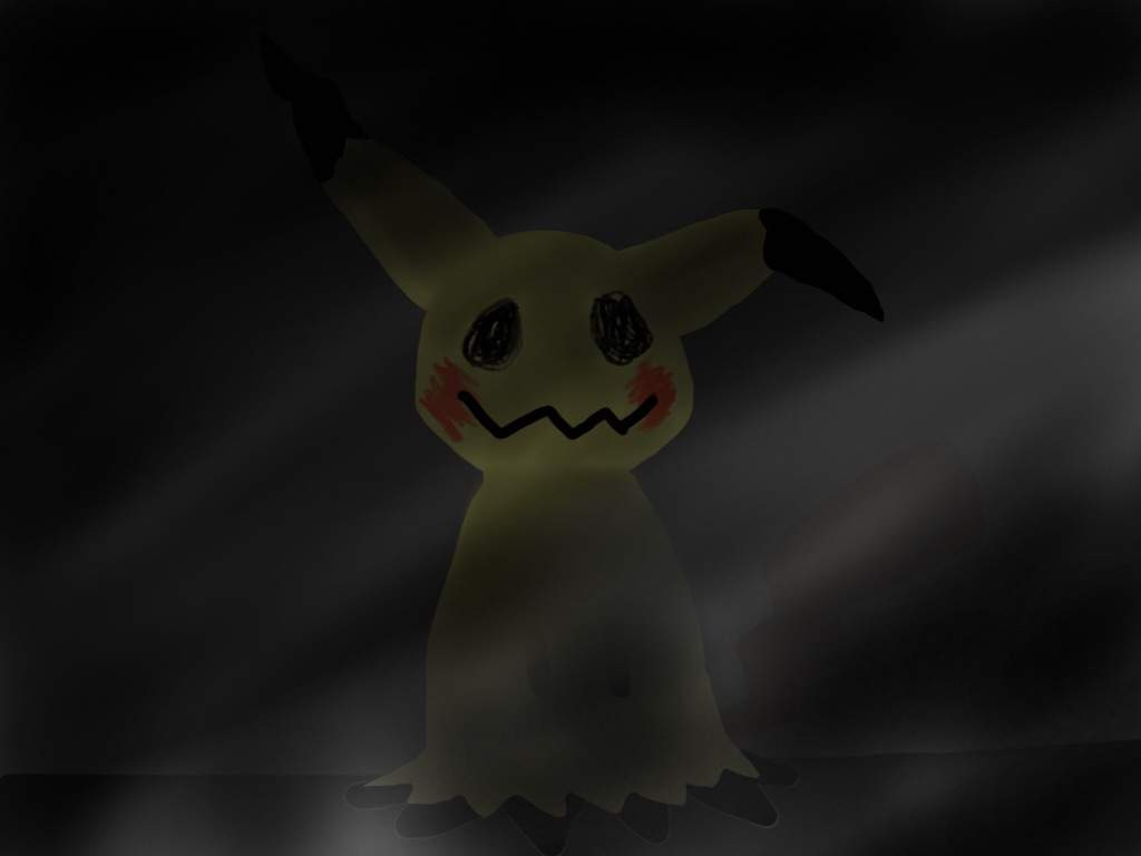 Mimikyu scary/cute | Pokémon Amino