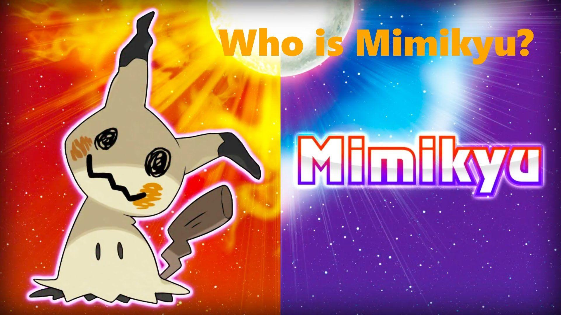 Who is Mimikyu? – OtakuKart