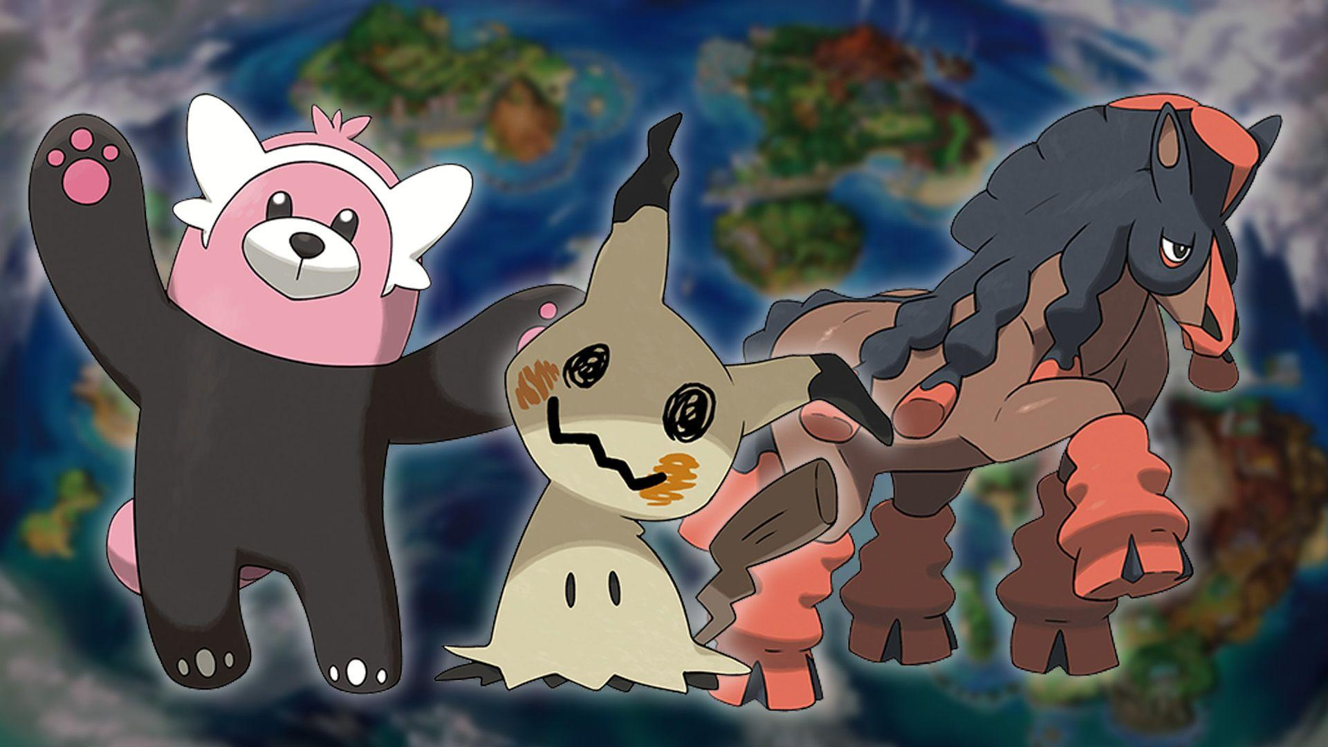 Banner-Pokemon-SunMoon-New-Mimikyu | Nintendo Wire