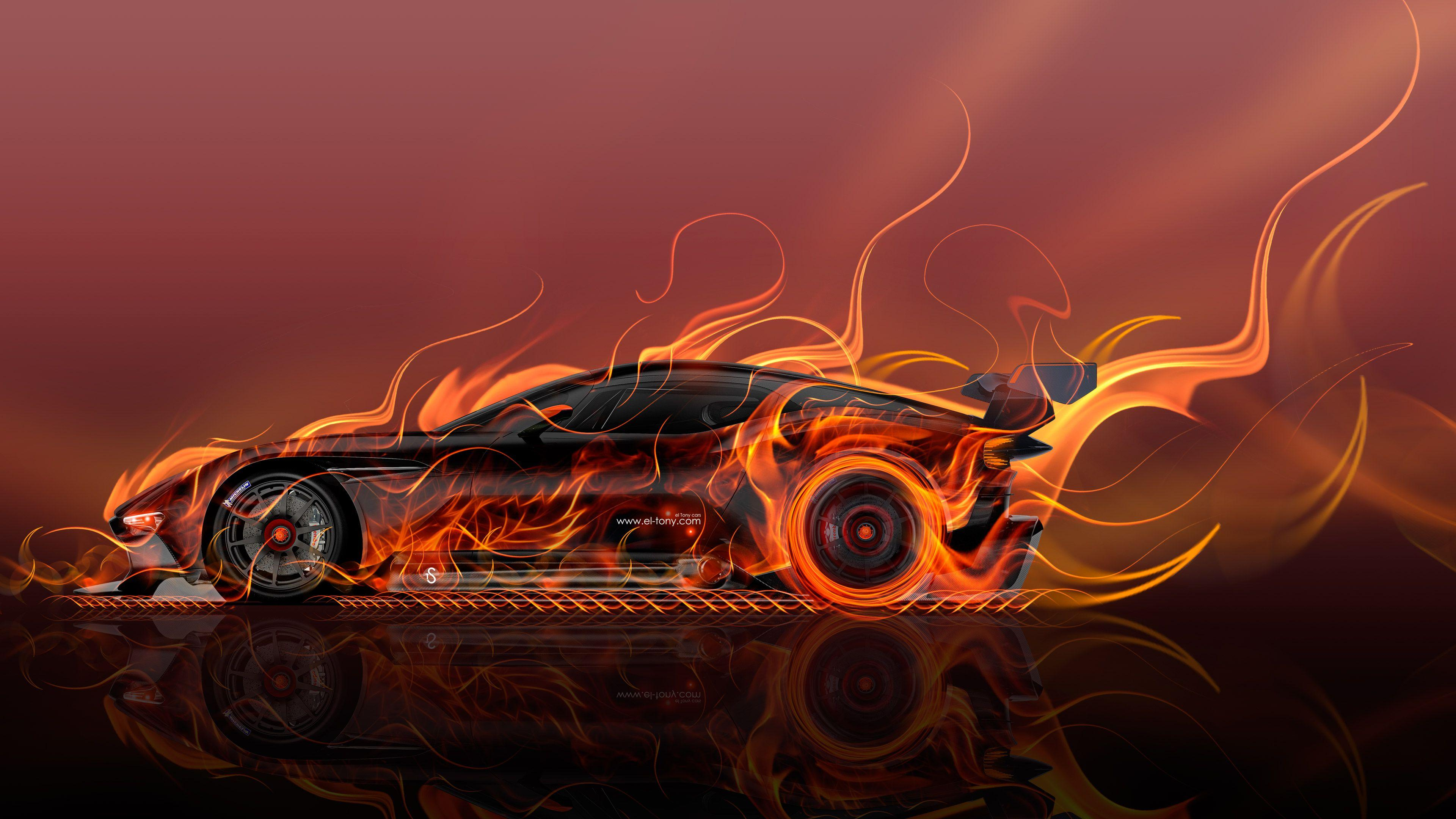 Fire Cars Wallpapers - Wallpaper Cave