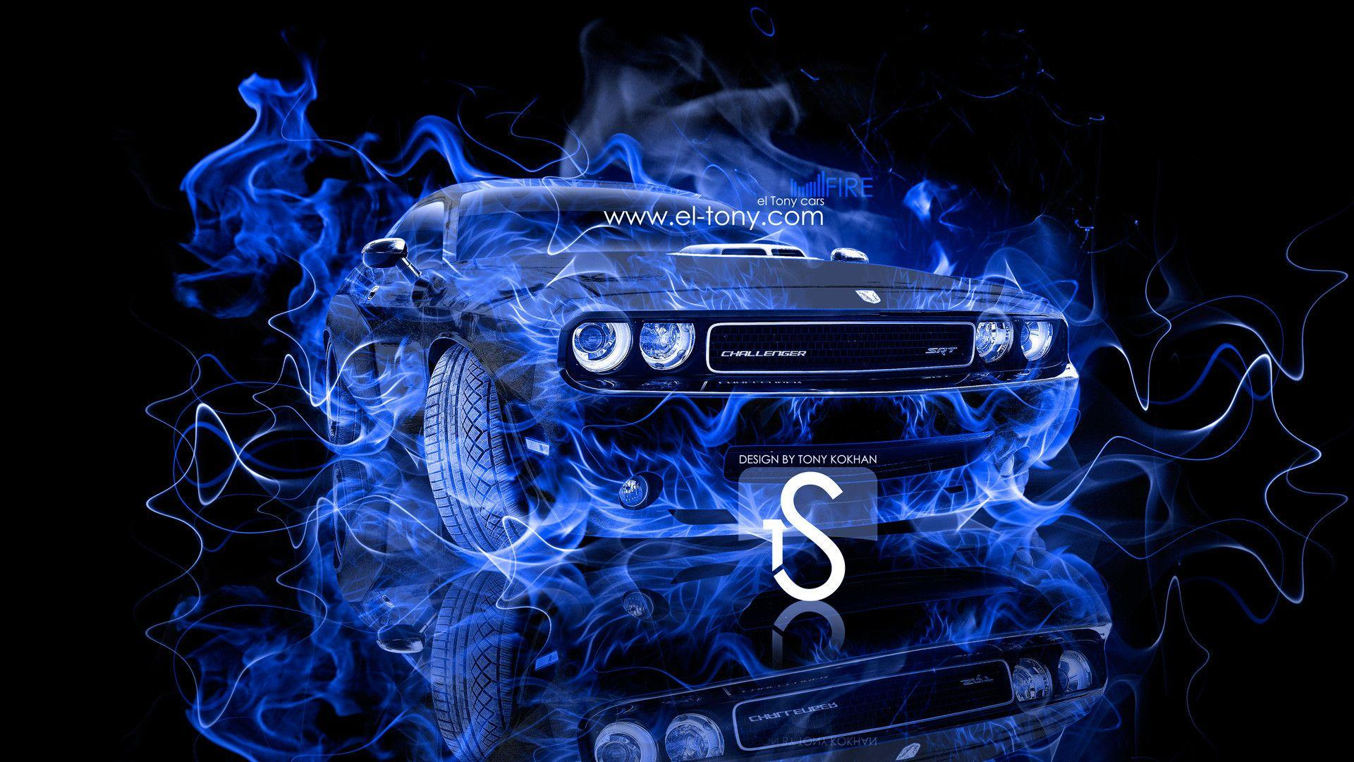 Fire Cars Wallpapers Wallpaper Cave