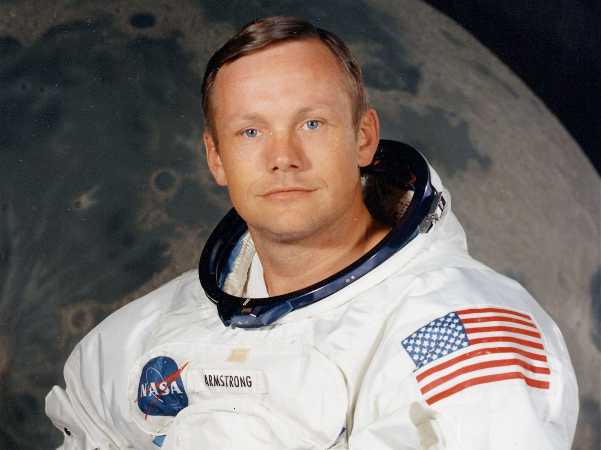 High Quality Neil Armstrong Wallpapers