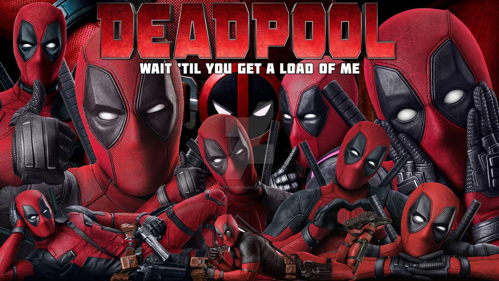 Once Upon A Deadpool Wallpapers Wallpaper Cave