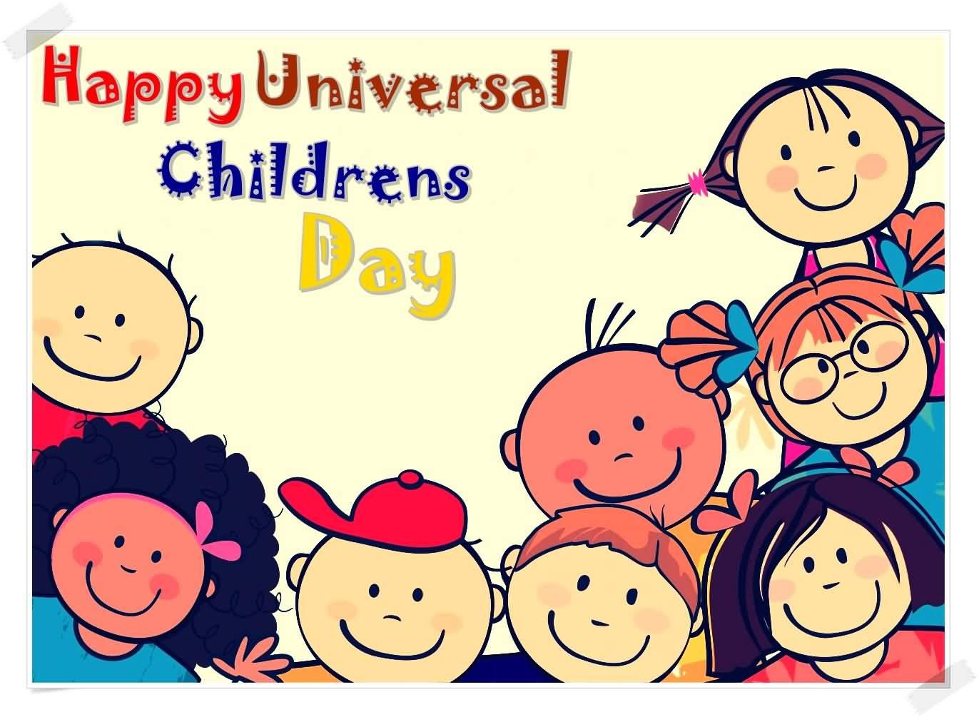 ecua universal childrens day - HD1372×1005