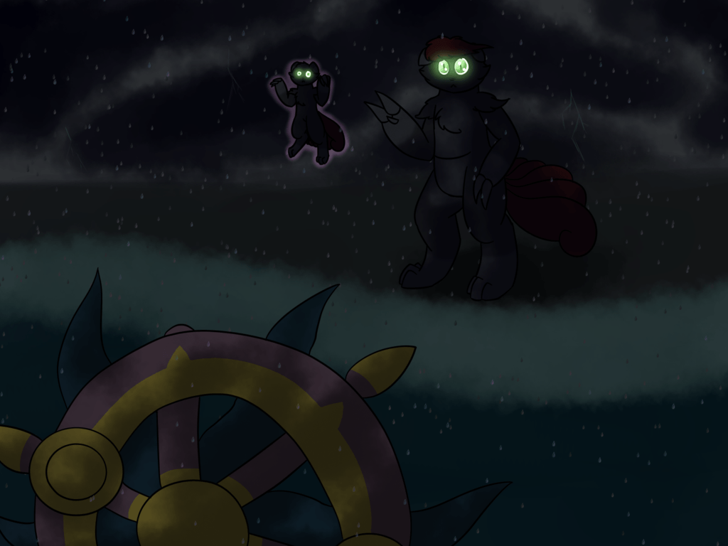 Your Dhelmise is Nigh by Vulpix150
