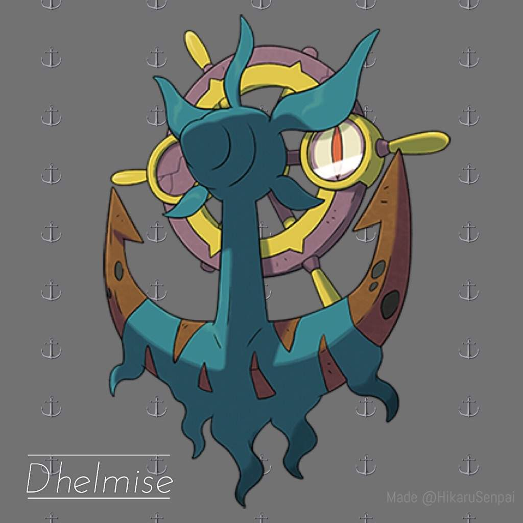 Making a Dhelmise