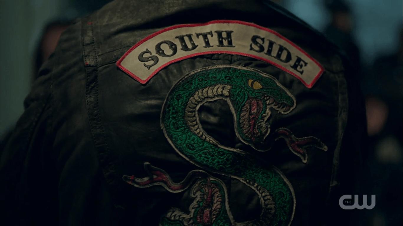 Image - Season 1 Episode 13 The Sweet Hereafter Jughead's Serpent .
