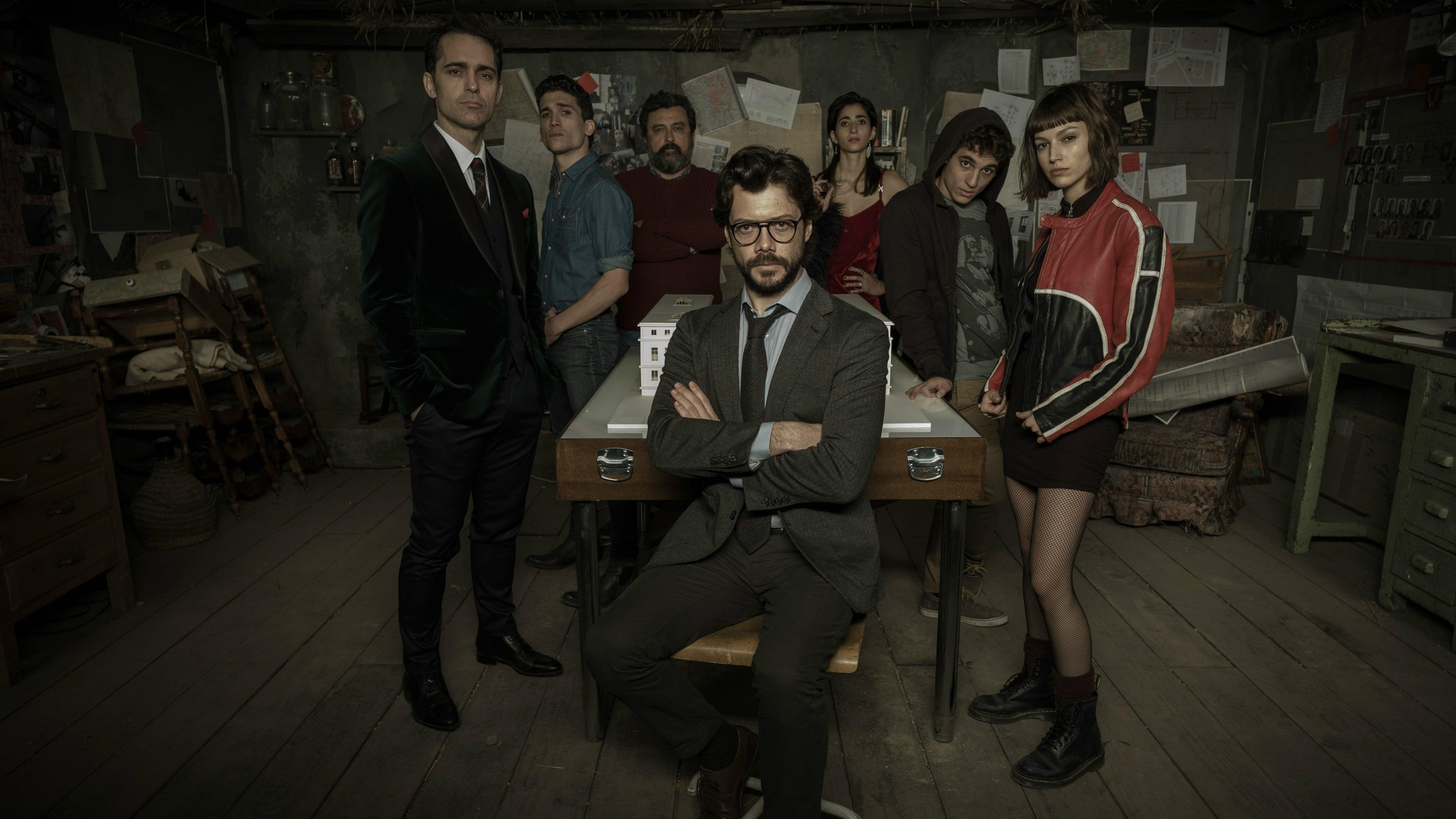 La Casa De Papel 4K Wallpapers