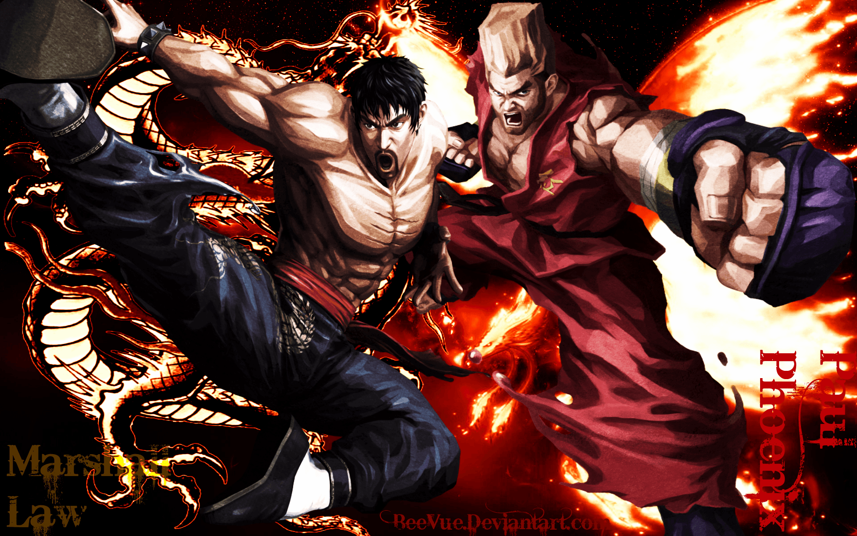 Tekken Paul Wallpapers Wallpaper Cave