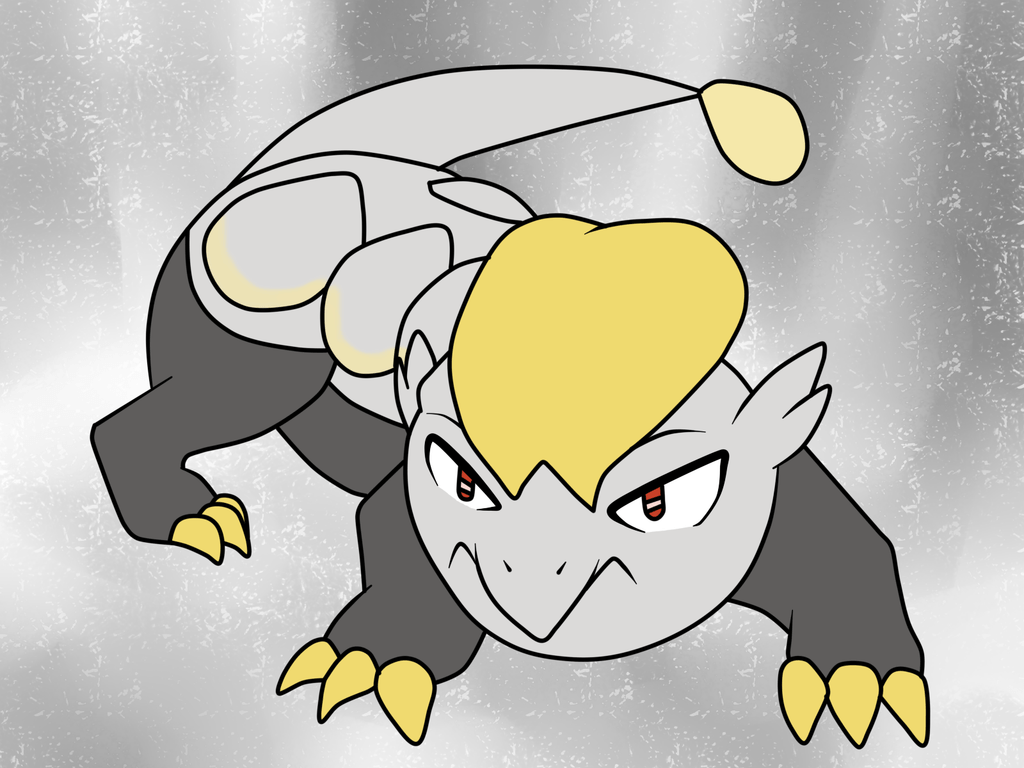 Jangmo-o by EminenceObscure85 on DeviantArt