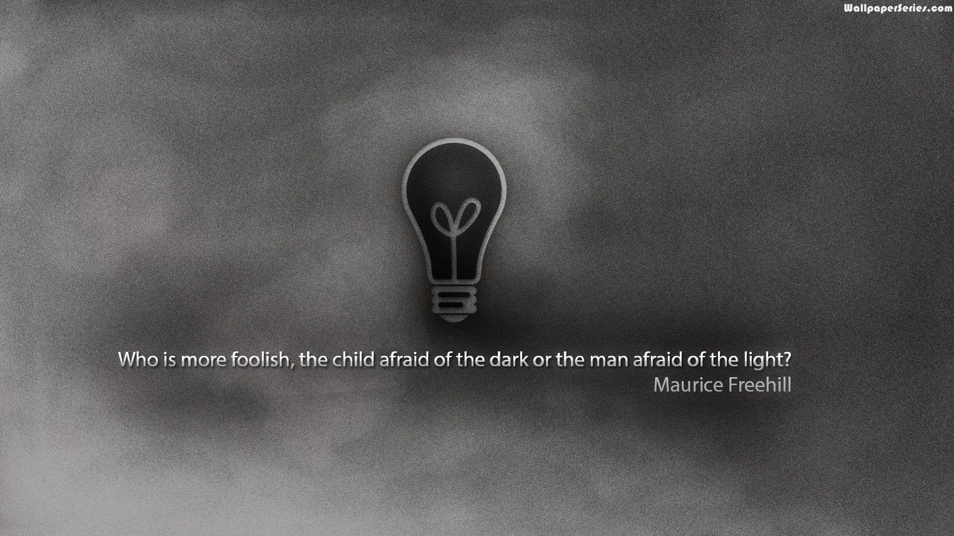 Dark Quotes Wallpapers - Wallpaper Cave
