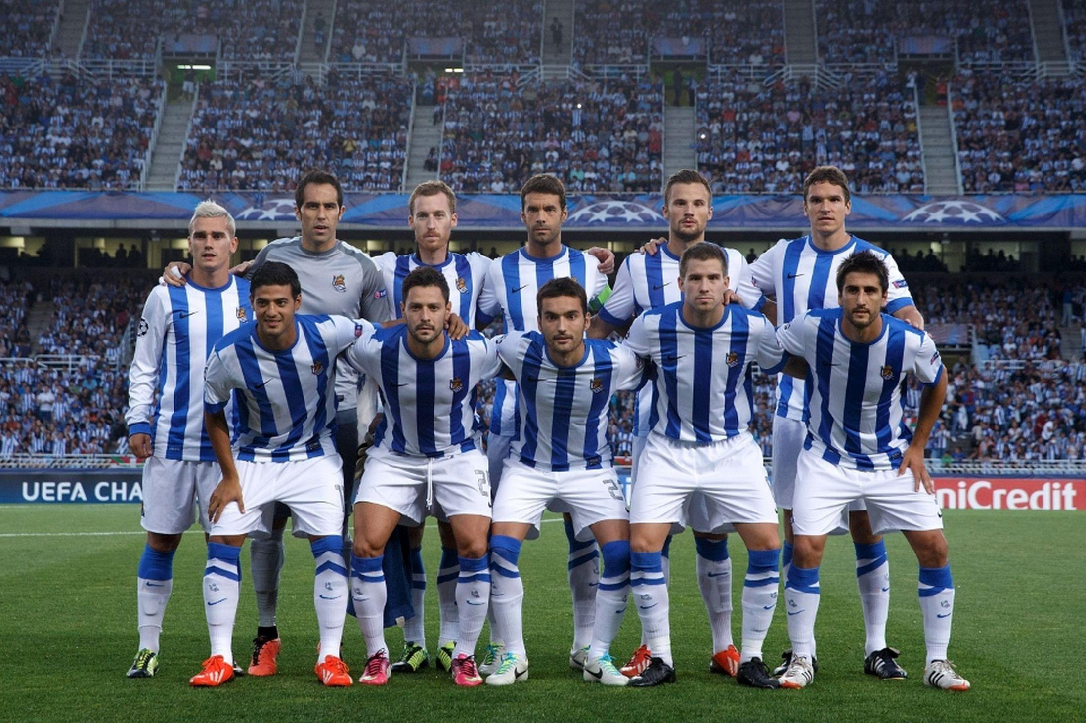 all about football : Real Sociedad Wallpapers