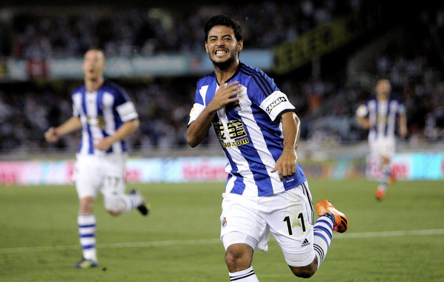 Real Sociedad's Carlos Vela to Sign With LAFC as First DP – Fut Mex