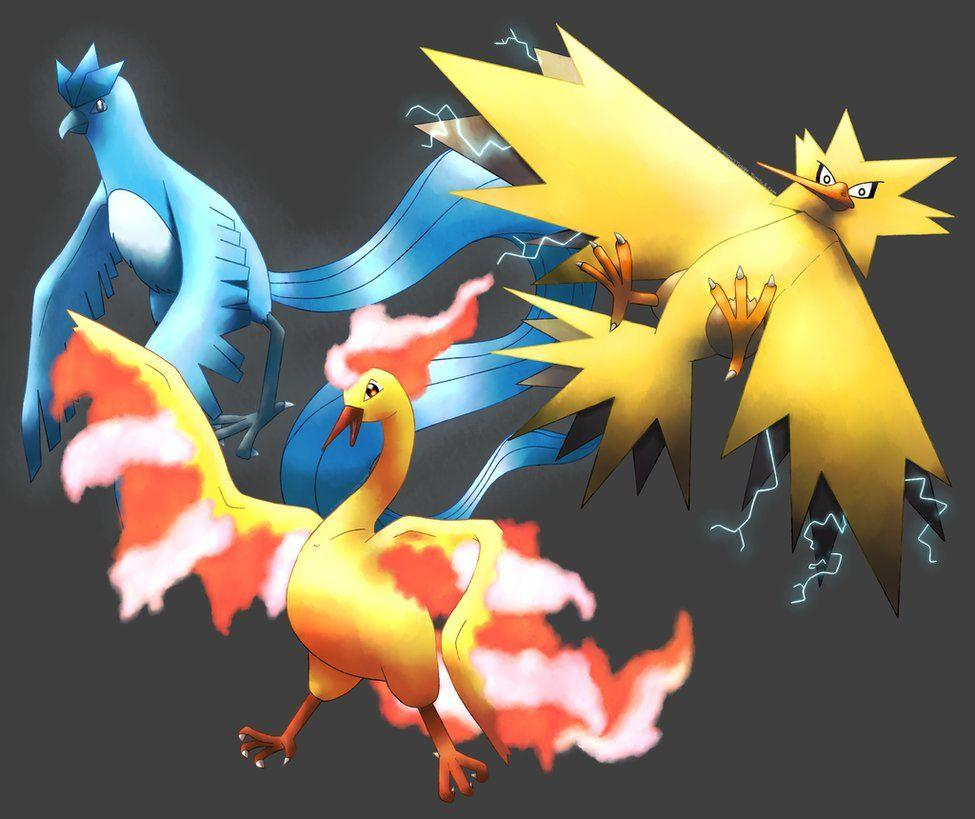 Legendary Bird Trio Wallpapers - Wallpaper Cave