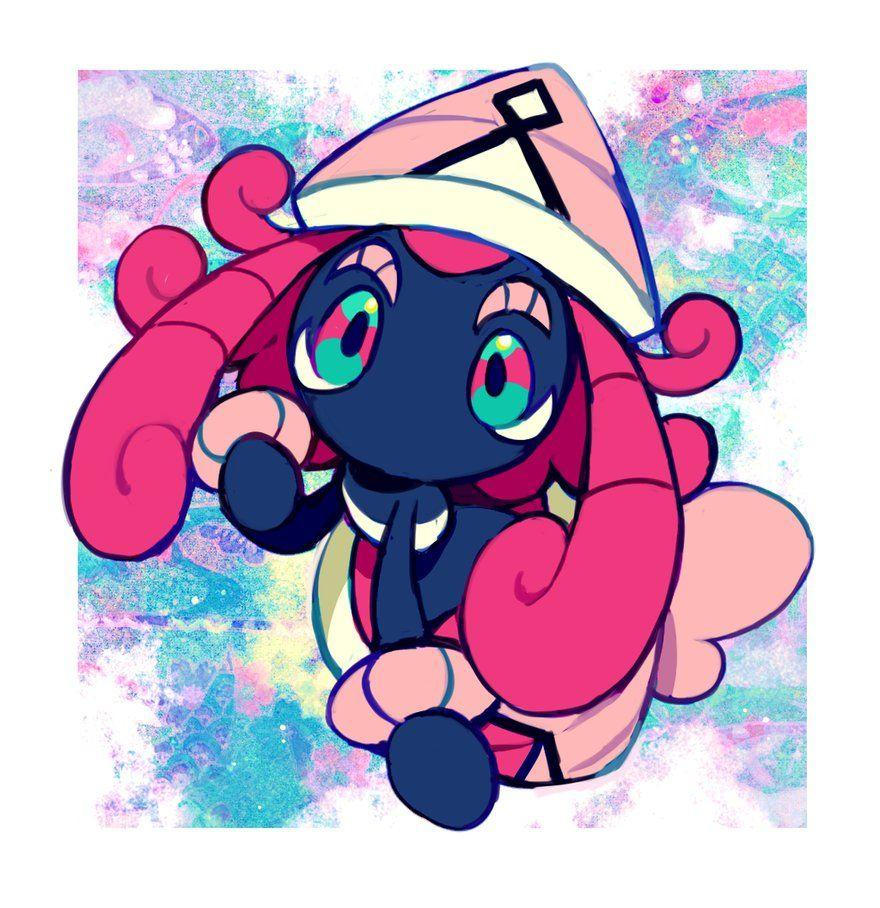 tapu lele by extyrannomon on DeviantArt
