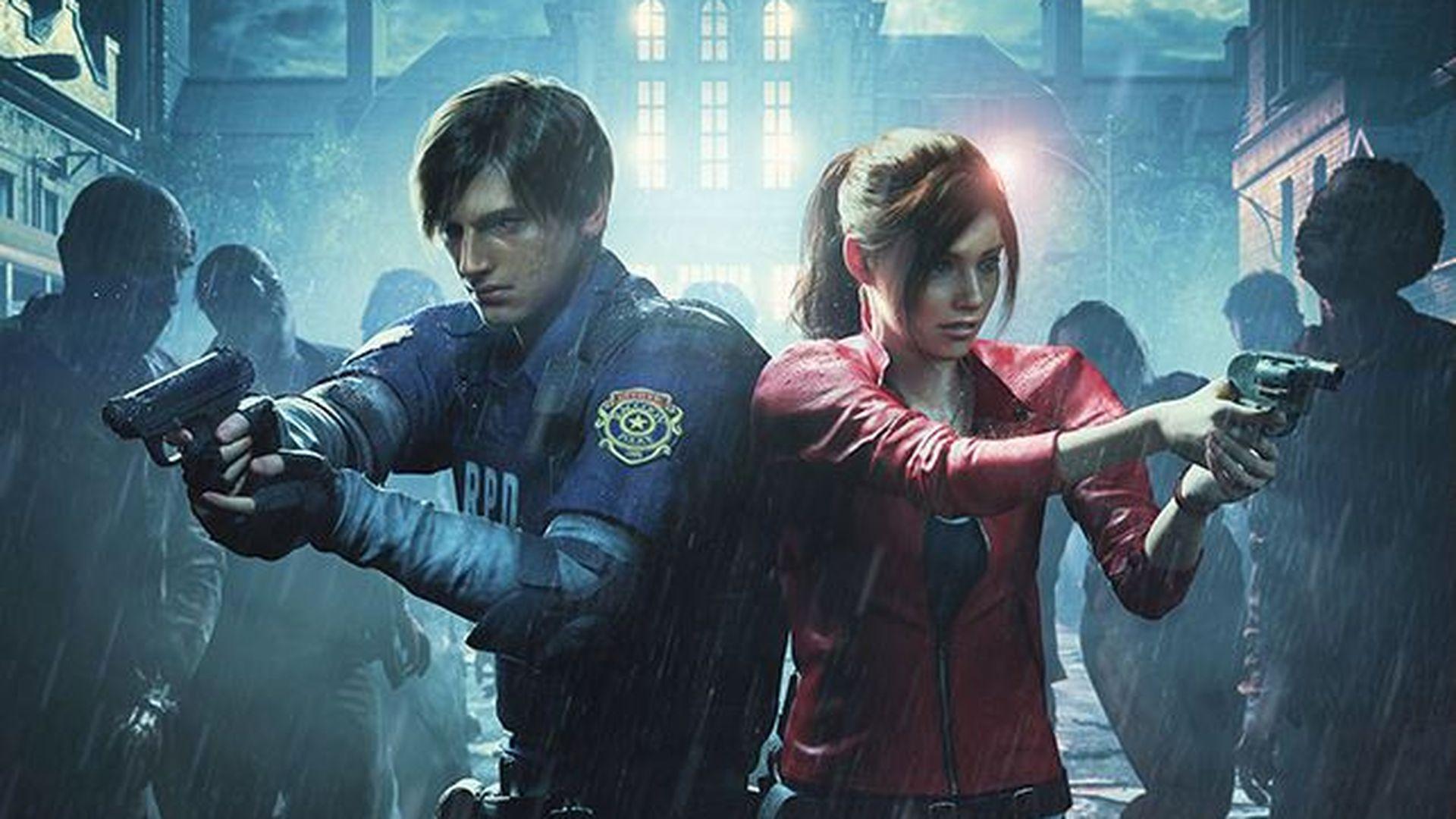 Resident Evil 2 Remake Wallpapers Wallpaper Cave